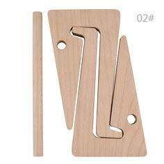 Wood Folding Desk Stand Holder Mount For iPad Tablet PC Laptop Notebook Macbook