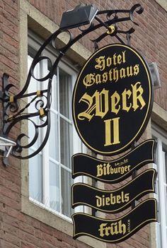 Bocholt - Gasthausplatz 2 - Hotel Gasthaus Werk II - 1