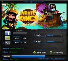 PIRATE KINGS HACK download. Download PIRATE KINGS HACK full version. Official PIRATE KINGS HACK is ready to work on iOS, MacOS and Android.