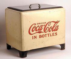 1930 Coca-Cola Cooler