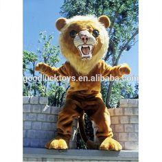 Lion mascots - Mascot of our Lion mascots by SpotSound UK Cartoon Mascot Costumes, Event Marketing, Big Cats, Cartoon Characters, Tigger, Lions, Teddy Bear, Animals, Costume Halloween