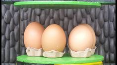 In this video we will test chicken eggs vs hydraulic press, Kinder EGG with toy vs hydraulic press, and TicTac vs hydraulic press. Life hacks, tricks and exp. Chicken Eggs, Hacks Diy, Breakfast, Food, Morning Coffee, Meals, Yemek, Eten