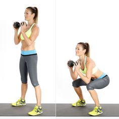 Better-Butt Challenge Day 8: today's quick and effective workout will build butt muscle while working your entire body.