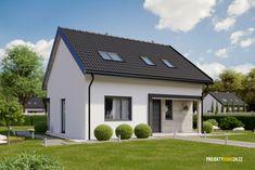 Patrový dům STYLE   ProjektyDomu24.cz Tiny Living, Outdoor Structures, Inspiration, Mansions, House Styles, Outdoor Decor, Design, Home Decor, 1
