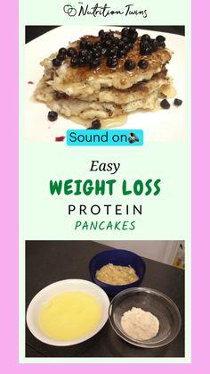 Healthy Donuts, Healthy Menu, Healthy Meal Prep, Healthy Treats, Healthy Dinner Recipes, Healthy Eating, Breakfast Dishes, Breakfast Recipes, Ww Recipes