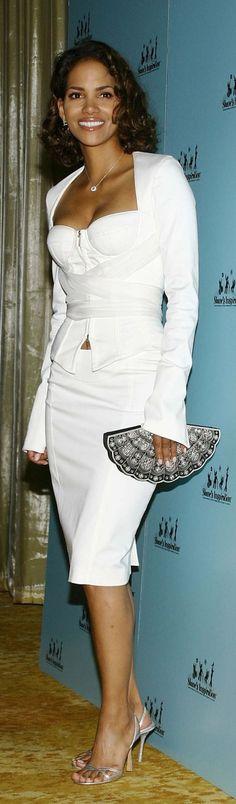 Halle Berry Style...