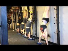 Bob Harper talks about CrossFit and does a WOD with his friends at Brick CrossFit in West Hollywood.