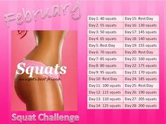 I need to start now to be ready for this many squats at the start but I'm determined to quit making excuses & start making time for my own health. Who's with me?!