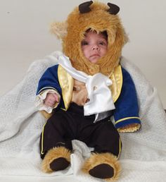picture of award-winning Halloween Costume pattern:Beast from Beauty and the Beast