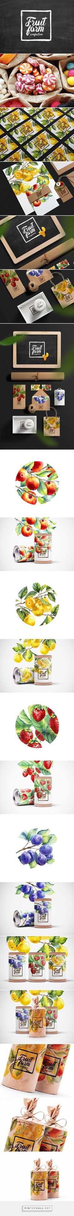 packaging / Fruit Farm Confection / food