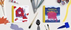 Etana Editions - Picture books for small children  http://mesenaatti.me/etana-editions-kuvakirjat-pienille-lapsille/ #etanaeditions