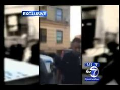 Another NYPD beating caught on tape.