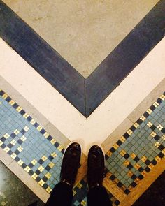 Floor in the Freemason Hall in Covent Garden #London