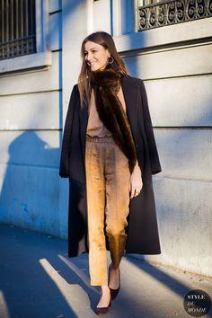 Milan Men's Fashion Week FW 2016 Street Style: Giorgia Tordini @sommerswim