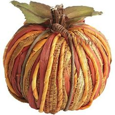 Fall Pumpkin - 25 Fall Decorations Under $25