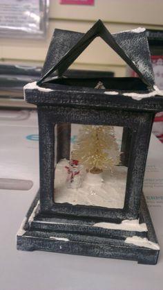 Made using the Lantern die/Sizzix