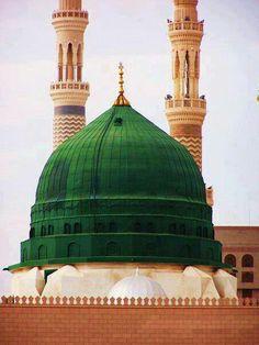 Raudhah Al Masjid Al Nabawi ( Al Madina - KSA )