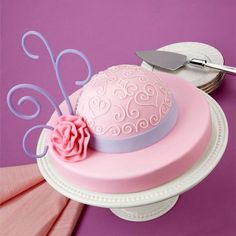 Love this cake idea for Mother's Day