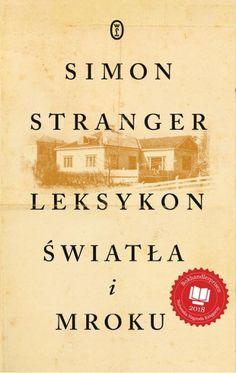 Leksykon światła i mroku | Simon Stranger (książka) - Księgarnia znak.com.pl