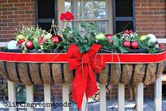Outdoor Christmas De