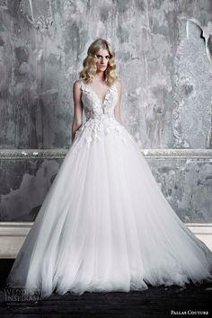 Pallas Couture wedding dress 2015