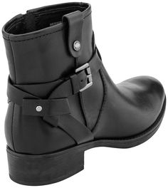 Geox D Felicity Ankle (Black)