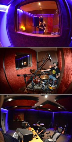This professional audio production studio offers quality sound recording, mixing and mastering services, among others. They work with voice talents, vocalists, and full bands. Click this pin to get a free quote.