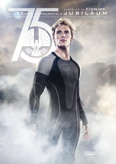 FINNICK - Die Tribute von Panem - The Hunger Games - Catching Fire