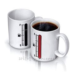(과학넷)시온컵(온도계)도자기컵