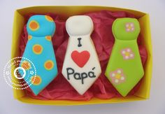 Corbatas para papa