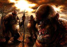Monstruos mitologicos terrestres