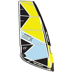 Aerotech Sails 2017 Air X-7.7-Yellow Windsurfing Sail