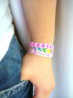Hand Beaded Friendship Bracelets