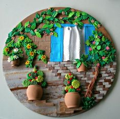 Garden window picture only