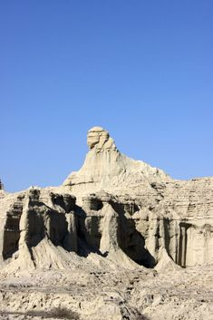 The Sphinx Of Balochistan: Is It A Man-made, Rock-cut, Architectural Marvel.