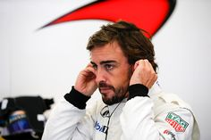 Fernando Alonso, day two Austria testing