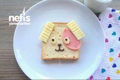 Kahvaltı Tabağı (Çocuklar İçin)