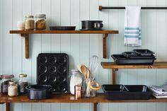Baking's easier when you've got all the right kit.