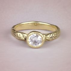 Meadow ring #engagementrings #wedding http://www.roughluxejewelry.com/
