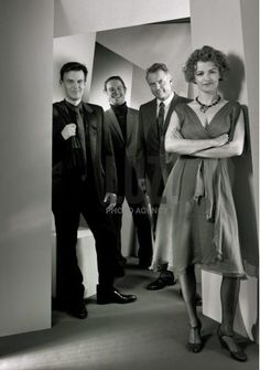 "The ""angel"" team @Berlinale Februar 2007."