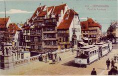 D'anciens immeubles quai des Bateliers à Strasbourg aujourd'hui disparus - http://hapshack.com/images/ZUKVC.jpg