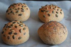 """Recette Thermomix de Petits pains à burger (""""buns"""") moelleux ultra-faciles"""
