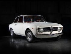 Restoration Complete - Alfa Romeo 1966 Autodelta 1600 GTA Restoration
