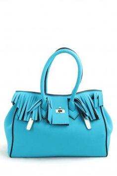 5590799a9194 Leghilà Franzy - Handbag Neoprene light blue. Black color inside. Leghilà  Collection Spring Summer