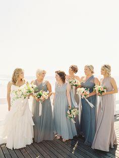 Photography: Carmen Santorelli Photography - carmensantorellistudio.com   Read More on SMP: http://www.stylemepretty.com/2015/05/15/dusty-blue-lavender-spring-garden-wedding/