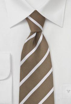 Corbata marrón rayado blanco perla http://www.corbata.org/corbata-marr%F3n-rayado-blanco-perla-p-14593.html