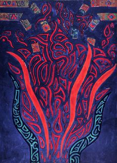 All of the images from The Red Book by Carl Jung
