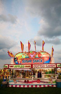 Webster Groves Fourth of July carnival 1, via Flickr.