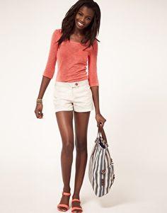 $26.09 Enlarge Vero Moda Shorts In Star Print