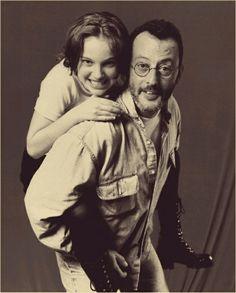 My weird movie world - Natalie Portman & Jean Reno